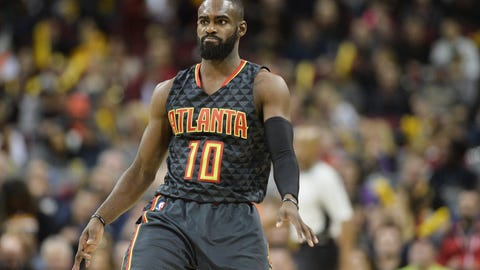 Tim Hardaway Jr. Is Back With the Knicks