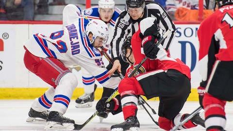 New York Rangers - Ottawa Senators