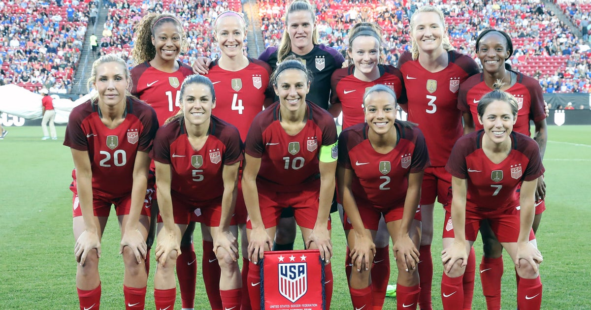 Uswnt Player Ratings How Did The Americans Do In Their