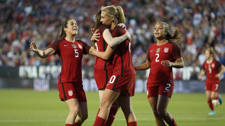 7 takeaways from the USWNT's 4-0 thrashing of Russia