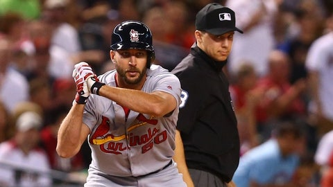 Adam Wainwright -- St. Louis Cardinals: .529 OPS