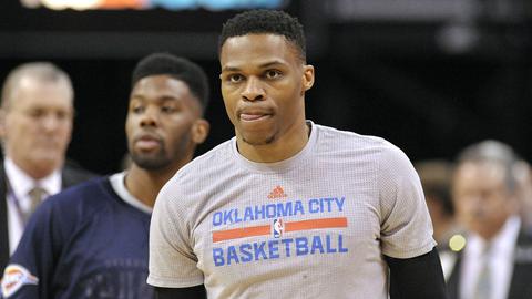 Oklahoma City Thunder: C+