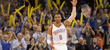 Westbrook ties triple-double mark in Thunder win
