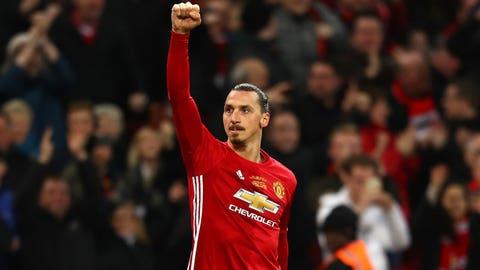 Zlatan Ibrahimovic — Manchester United