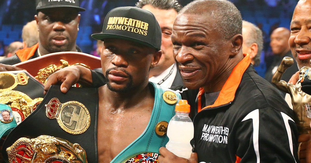 Floyd Mayweather Sr Fires A Shot At Conor Mcgregor I Ll