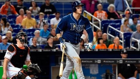 May 2: Another one for the Rays