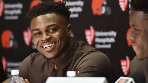 Browns' future
