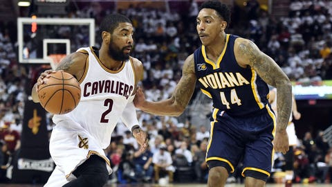 LeBron, Love put Cavs in command