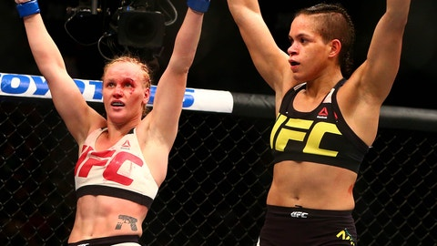 Amanda Nunes vs. Valentina Shevchenko 2 in the works for UFC 213