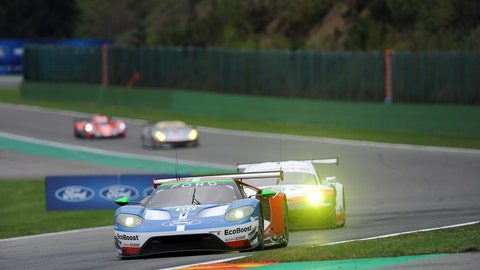 Coverage of the WEC Six Hours of Spa starts at 8:30 a.m. ET on FS1. (Photo: LAT Images)