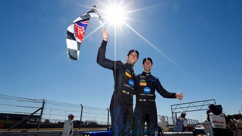 Wayne Taylor Racing has won the opening four rounds of the 2017 IMSA WeatherTech SportsCar Championship. (Photo: Phillip Abbott/LAT Images)