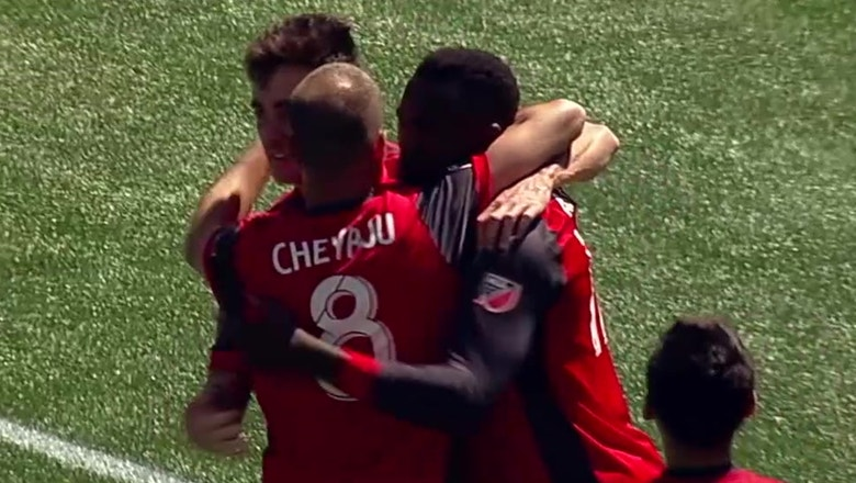 Seattle Sounders FC vs. Toronto FC? | 2017 MLS Highlights