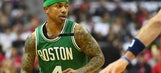 Isaiah Thomas weighs in on whether he and potential top pick Markelle Fultz could play together