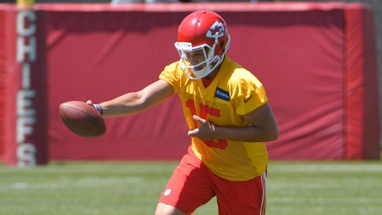 Sheriff: Chiefs top draft pick, former Texas Tech QB Mahomes unharmed in robbery