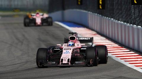 Force India: $72 million