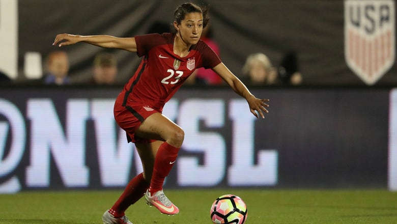 USWNT to host summer tournament with some of world's best teams