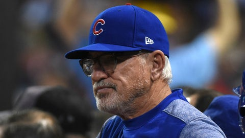 Joe Maddon has a very unusual explanation for the Cubs' slow start