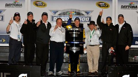 Second Daytona 500 win