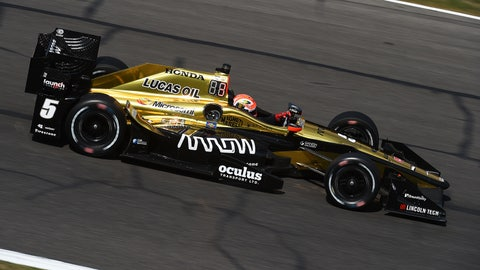 10. James Hinchcliffe