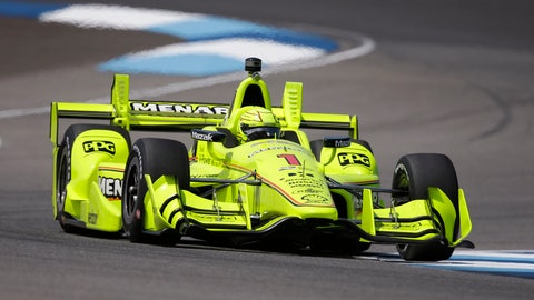 7. Simon Pagenaud