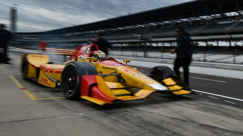 8. Ryan Hunter-Reay