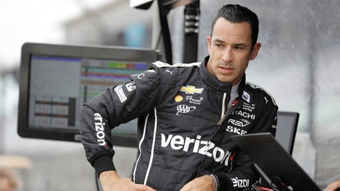 2. Helio Castroneves