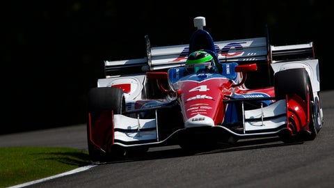 15. Conor Daly