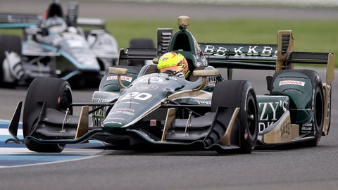 16. Spencer Pigot
