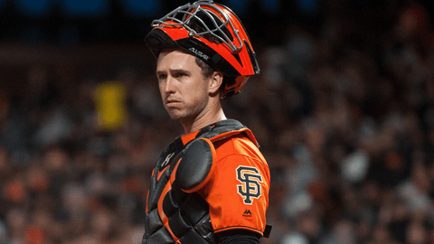 Buster Posey Told By Giants To 'Stay Out Of Pile'