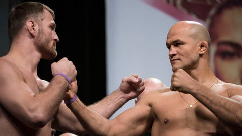 UFC 211: Miocic vs. dos Santos Main Card -- 10PM/7PM ETPT, live on PPV