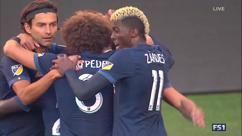 New York Red Bull vs. L?A Galaxy | 2017 MLS Highlights