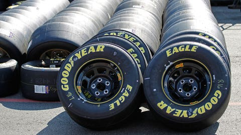 What do you think of the All Star Race rule change that will give teams the option of using a soft tire or a hard tire