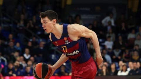 Portland Trail Blazers: Rodions Kurucs, SF, Barcelona (International)