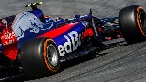 Carlos Sainz got seventh at the Spanish GP. He has scored points at each race he's finished this year. (Photo: Glenn Dunbar/LAT Images)