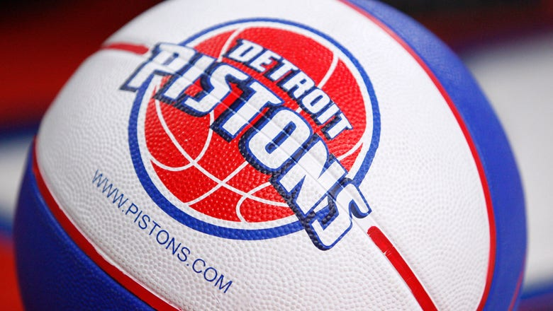 The Detroit Pistons have a new logo