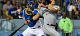 Justin Bour, Christian Yelich homer but Marlins drop opener to Dodgers