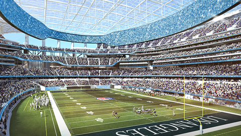 Stadium for Rams, Chargers delayed; won't open until 2020