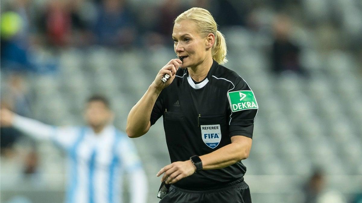 Bibiana Steinhaus to become Bundesliga