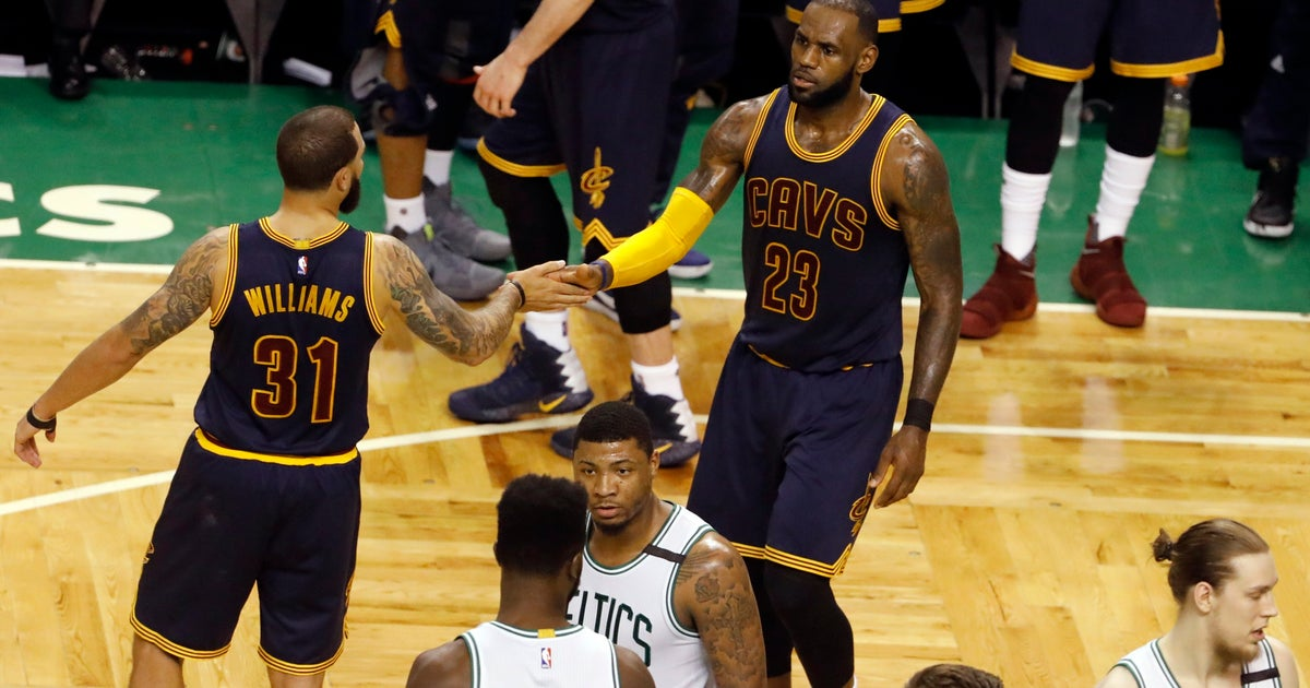 The Cleveland Cavaliers were ruthlessly dominant in Game 2, because they're already thinking NBA Finals.