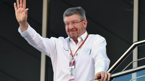 F1 is doubling its staff as Ross Brawn hires top engineers to help improve the sport. (Photo: Andrej Isakovic/AFP/Getty Images)