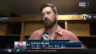 Andrew Miller sees Tribe taking off to solid run after back-to-back wins