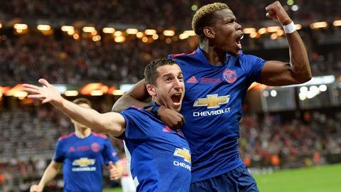 Manchester United — England
