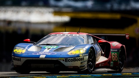 The BoP adjustments for the 24 Hours of Le Mans are not yet set in stone. (Photo: Zak Mauger/LAT Photographic)
