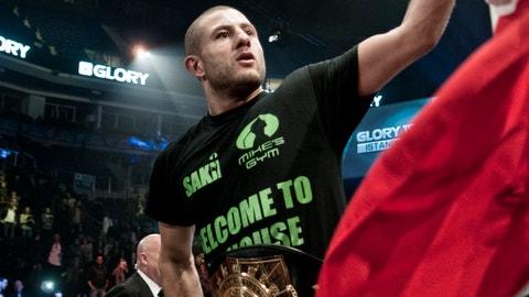UFC Signs Kickboxing superstar Gokhan Saki