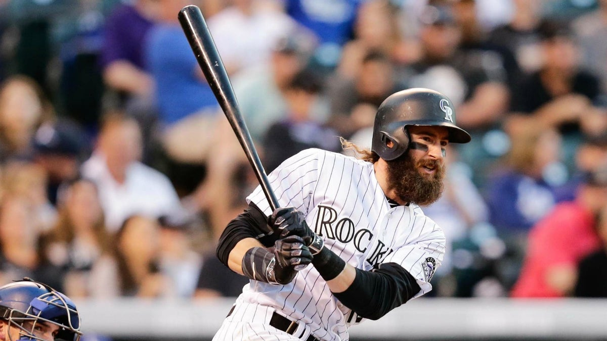 Charlie Blackmon could lead a Coors Field slugfest