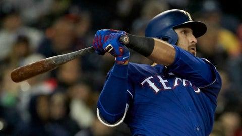 Joey Gallo, 3B, Texas Rangers
