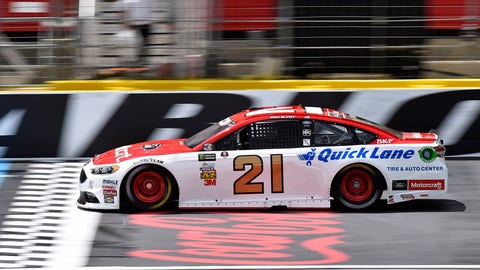 Austin Dillon Wins the Coca Cola 600