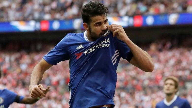 Diego Costa says Antonio Conte told him he has no future at Chelsea