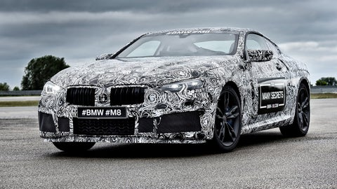 Production car. (Photo: BMW)