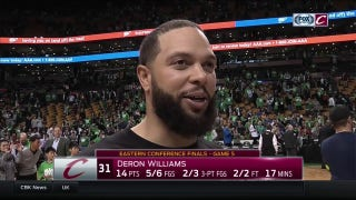 Deron Williams describes feeling of going to first career NBA Finals